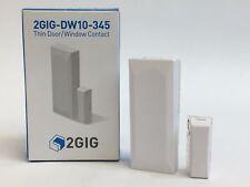 2GIG Thin Door Window Contact - Model 2GIG-DW10-345