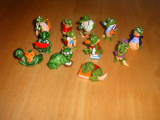 12 different Ferrero 1990's miniature figures