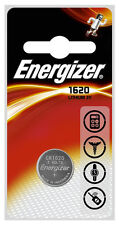 1 x Energizer CR1620 Lithium Coin Cell Battery