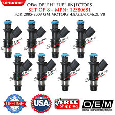 2028 82-01 GM Chevy 6.2L 6.5L Diesel Glow Plug Set