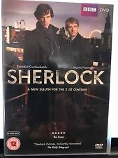 Sherlock: Season One 2 Discs - DVD LIKE NEW