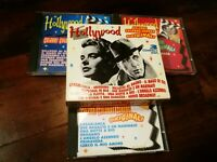 Hollywood Celebri Colonne Sonore Originali Carmen Miranda/Kurtiz 3x Cd Ottimo