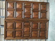 Paire de portes en noyer massif / Portes de placards / Portes du XVIII Siècle