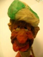 """Spit 'N' Whittle """"Willy One Shot! Collectible Golfer Carving by Chris Hammack"""