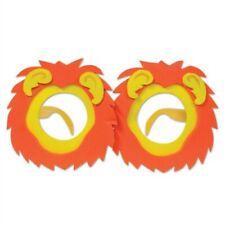 Lion Glasses Child Size Safari Jungle Zoo Birthday Party Favors