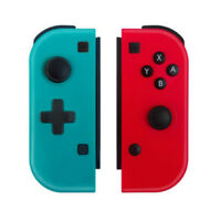 Pair Wireless Joy-Con (L/R/P) Controller For Nintendo Switch Mario New 3rd Party