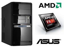 ASUS AUFRÜST-PC: AMD FX-6300 SIXCORE 6x 4,1GHz - SOUND - LAN - HD3000 - DDR3 RAM