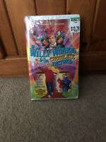 Willy Wonka And The Chocolate Factory Vhs 2001 Edition Brand New Original Seal!