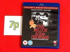 The Falcon And The Snowman (BLU-RAY, 101 Films) Sean Penn ✔️ VGC