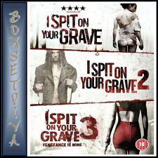 I Spit on Your Grave 1 2 3 Movie Collection DVD Set