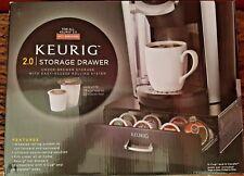 Keurig Under-the-Brewer K-Cup Drawer - Black (40563)