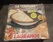 Crépiere Lagrange vintage made in france