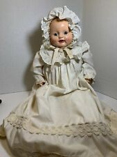 1880's antique Baby doll Dimples Horsman Repro 1995 130 Anniversary