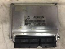 2003 VW PASSAT ENGINE CONTROL MODULE ECU OEM 4B0 906 018 DA [CHECK PART#]