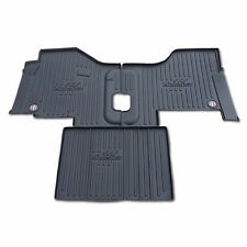 Kenworth T680 and T880 Heavy Duty 3 Pieces Floor Mat Kit - Manual