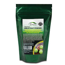 Amla Powder From Fruit 8 oz (Emblica officinalis) Organic 100% Pure