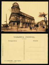 Tarjeta Postal Ciudad Real. Banco Central. Nº 15. FOTO ROISIN.