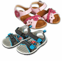Sandale Sandalen Mädchen Jungen Kinder Schuhe Klettverschluss 24-27 verstellbar
