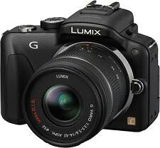 Panasonic LUMIX DMC-G3K 16,0 MP Digitalkamera (Kit mit ASPH 14-42mm Zoom)