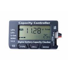 Digital Battery Capacity Checker Cellmeter Balance Discharge Lipo Li-Ion NiCd