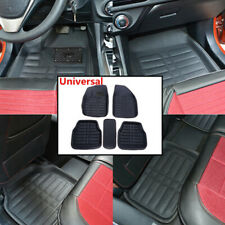 5x Accessories Car Floor Mats Floorliner Front & Rear Carpet Mat For All Weather