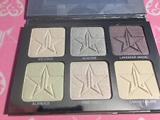 Jeffree Star cosmetics platinum ice skin frost pro palette NEW