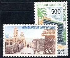 COTE D IVOIRE 1966 Yvert PA 35,37 ** POSTFRISCH TADELLOS (F3579
