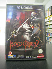 BLOOD OMEN 2 THE LEGACY OF KAIN SERIES NINTENDO GAMECUBE USATO