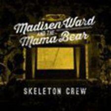 Madisen Ward & the M, Madisen Ward & Mama Bear - Skeleton Crew [New CD]