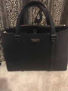 kate spade new york Margaux Women's Large Satchel Bag - Black