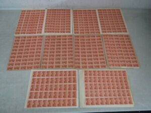 Nystamps E Mint H/NH US Philippines Air Mail stamp Rare sheets $400 as singles