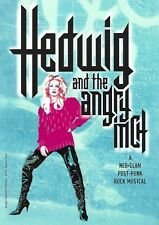 "John Cameron Mitchell ""HEDWIG and the ANGRY INCH"" Miriam Shor 1998 Postcard"