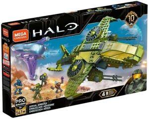HALO Aerial Ambush (GGF83) 541 pcs *10th ANNIVERSARY* MEGA CONSTRUX RARE! LQQK!
