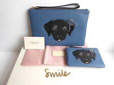 Radley & Friends Labrador Clutch Bag & Purse BNWT RRP £89 Gift Boxed
