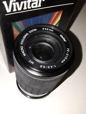 Vivitar 70-210mm/f4.5-5.6 Macro 1:4x Lens for Olympus (BRAND NEW!)