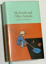Durrell, Gerald: My Family and Other Animals Macmillan Collector's Library 2016