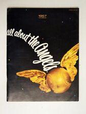 1967 Los Angeles Angels  Yearbook  * Nice * 1 day FLASH SALE
