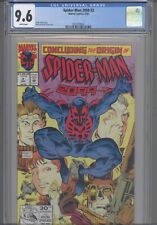 Spider-Man 2099 #3 CGC 9.6 1993  Rick Leonardi  Cover & Art : New Frame
