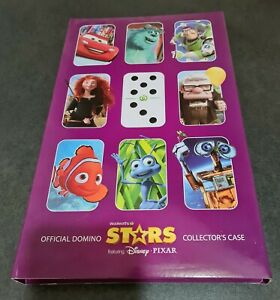 Full Set Of Disney Dominos In Collectors Folder (From Woolworths)