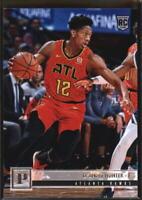 2019-20 Panini Chronicles Base #108 De'Andre Hunter RC Rookie Card Hawks
