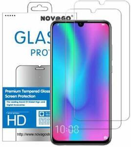 Huawei Honor 20 Lite  - Pack de 2 films en verre trempé résistant et solide