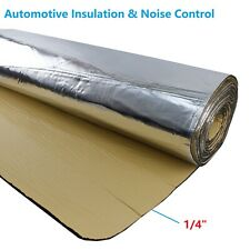 Sound Deadener Material Heat Shield Insulation Noise & Thermal Blocker 18