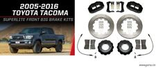 Wilwood Superlite Front Big Brake Kit Fit 2005-2016 Toyota Tacoma,4X4,4X2,Truck-