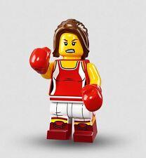LEGO® Minifigures/Minifiguras 71013 SERIES 16 Minifigura Luchadora de kickboxing