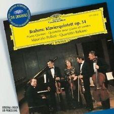 MAURIZIO POLLINI - KLAVIERQUINTETT OP.34 CD KLASSIK NEU
