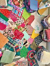 50-4� Assorted Cotton Fabric Quilting Squares