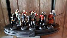 Eaglemoss Dc Superheroes Collection -- Batman Lot -- Dc Comics Figurines