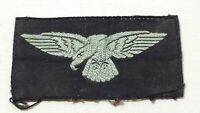 British  RAF Royal Air Force Arm Eagle shoulder patch WW2 RH