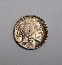 Circulated 1938-D Buffalo Nickel In Nice Condition