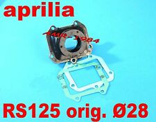 COLLETTORE NUOVO x Aprilia RS 125 RED 125  x CARBURATORE ORIGINALE 28